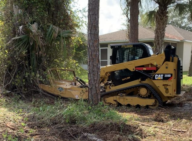 Debris Hauling Property Cleanup Palm Bay FL Melbourne FL